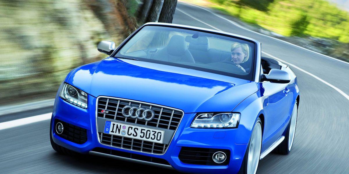 Audi A5 Cabrio Automatik