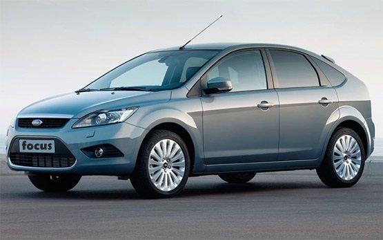 Ford Focus 1.6 TDCI AUTOMATIK DISEL